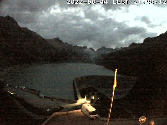Webcam Oberaarsee